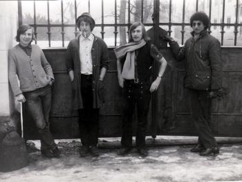 1970 Boby, Jarda, Hary a Jirka